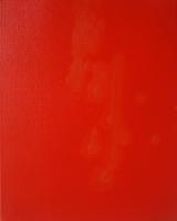 Sperm & acrylic on canvas 200x300mm
